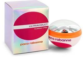 Paco Rabanne Ultraviolet Summer Pop 2.7 oz Eau De Toilette Spray image 4