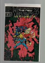 The New Warriors #34 - April 1993 - Marvel Comics - Spider-Man, Archange... - $1.47