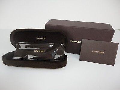 Tom Ford TF 5382 (090) Shiny Navy TITANIUM 50 x 19 145 mm Eyeglass Frames