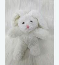 "9"" Animal Adventure Bunny Rabbit White Floppy Ears Soft Plush Easter Toy B350 - $11.99"