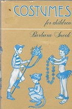 Costumes for Children [Hardcover] Snook, Barbara image 2