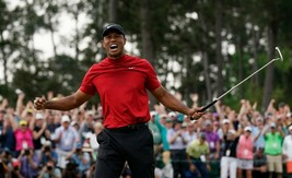 Tiger Woods 2019 Masters Champion 11x17 Color Photo - P2 - $12.34