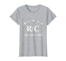 RC Plane Radio Control This Is How I Roll T-Shirt For Men - $19.99+