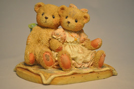 Cherished Teddies - Nathaniel & Nellie - Twice As Nice With You - $12.86