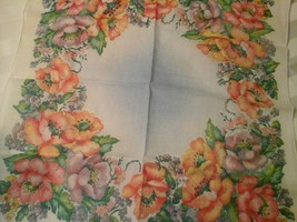 vintage ladies handkerchiefs two  - $14.84