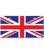 Forever Signs Of Scottsdale British Flag Union Jack Aluminum Novelty Lic... - $12.69