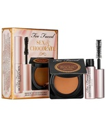 Too Faced Sex & Chocolate Set - Deluxe Mascara & Deluxe Bronzer (Pack of 1) - $24.99