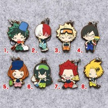 Anime My Hero Academia Boku no Hero Akademia Rubber Strap Keychain Bakugo  - $5.83+