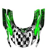 Arctic Cat ZR 600, 500, 800 Mountain Cat  wrap, decals, sticker Kit - Ch... - $138.60