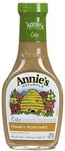 Annie's Homegrown Organic Honey Mustard Vinaigrette - 8 Ounce