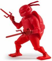 Kidrobot Teenage Mutant Ninja Turtles 7 Inch Raphael Vinyl Figure TMNT NIB image 2