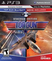 Top Gun: The Video Game (Wingman Edition, Game/Movie) - Playstation 3 [P... - $34.14