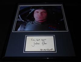 Julian Glover Signed Framed 11x14 Photo Display Star Wars - $42.18