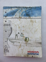 Honda Marine PPD53343-D Genuine OEM 2005 Outboard Motor Rigging Guide Ma... - $13.96