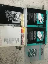 2003 Toyota Celica Service Repair Shop Workshop Manual Set W Ewd Trans 03 - $187.65