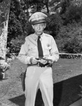 Andy Griffith Show Don Knotts TKK Vintage 11X14 Matted BW TV Memorabilia... - $13.99
