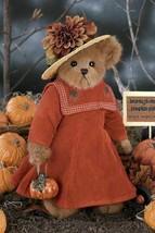 "Bearington Bears ""Holly Harvesting"" 14"" Collector Bear- Sku #1770- 2006 - $39.99"