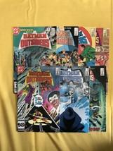 Lot 7 Batman and the Outsiders 1983 1st Series #2 8 12 17 21-29  FN-VF V... - $23.76