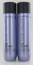 Matrix Total Results So Silver Color Obsessed Shampoo 10.1oz Pack Of 2 - $35.63