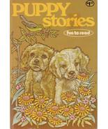 Puppy Stories Fun to Read by Michael J. Pellowski 1979 Playmore Paperback - $5.93