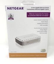 Netgear GS605 Gigabit Ethernet Switch/Commutateur Gigabit Ethernet - $14.84