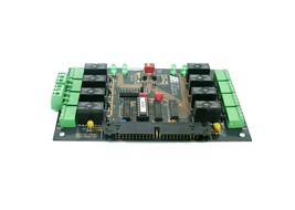 HIRSCH Expansion Relay 026-0008001 Rev C for M2 / M8 Controller Boards - $34.13