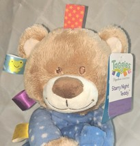 Mary Meyer Baby 40193 Taggies Signature Collection 15 inch Starry Night Teddy image 2