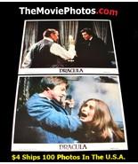 2 1979 John Badham Movie DRACULA 8x10 Lobby Cards Frank Langella - $18.95