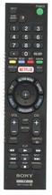 NEW SONY Remote Control for  XBR55X855C, XBR55X890C, XBR55X900C, XBR65X810C - $27.80