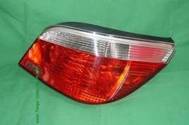 Bmw E60 Sedan 525i 530i 545i 04-07 Taillight Tail Light Lamp Passenger Side R/H