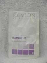 Revlon Professional Blonde Up 8 Dust-Free Bleaching Powder 1 Oz~ Lot Of 12 Pkts - $30.51