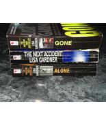 Lisa Gardner lot of 3 FBI Profiler Series Suspense Paperbacks - $5.99