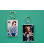 Clay Aiken Jukebox Tour 2 Photo Collectible Key... - $9.95