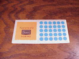 Set of Vintage Kenmore Sewing Feet Helpful Suggestion Cards, part no. 44932 Foot - $6.95