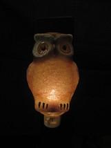 Big Brown Owl Night Light - New in Box image 2