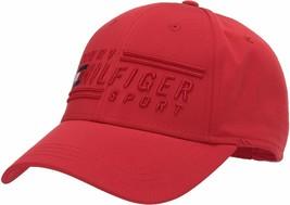 Tommy Hilfiger Men's Embroidered Hat Sport Branding Logo Baseball Cap 6950889 image 2