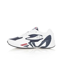 Sneakers Herren Fila Mindblower 1RM00128.422 Logo Shoes Men Weiss - $92.68