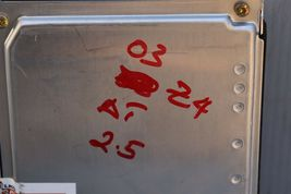 2004 BMW Z4 2.5L M54 DME ECU EWS Trunk Glove Door Ignition W/Immobilizer & Key image 5