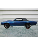 Hot Wheels Original 16 Redline, Custom T-Bird issued 1968, 1969, Red Line - $125.00