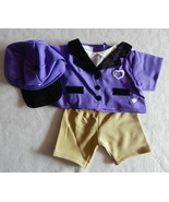 NEW Build A Bear Clothes Horses & Hearts Riding Club Equestrian Outfit 3... - $34.99