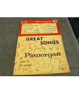 Great Songs For The Pianoran Book 13 Sheet Music - $7.99