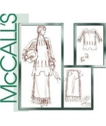 McCall's M4891 Native American Plains Indian Costume Pattern XS-M - $8.95