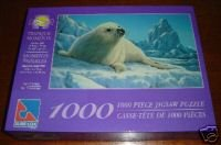 SURE-LOX PUZZLE TRANQUIL MOMENTS SEAL PUP SEALED