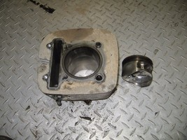 YAMAHA 2000 BIG BEAR 400 4X4 CYLINDER JUG WITH PISTON  PART 30,418 - $99.00
