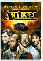 The A-Team A Team Complete Series Season 1-5 Collection Box Set New DVD ... - $63.95