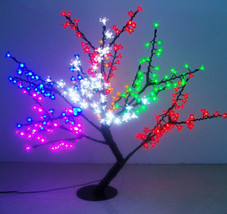 0.8 M /2.6 ft LED Cherry Blossom Tree Outdoor Wedding Garden Christmas Light NEW - $199.00
