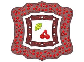 Spellbinders Frameabilities Cherry Pickin Dies #S5-021 image 2