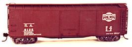 Funaro & Camerlengo HO Savannah & Atlanta ONE PIECE BODY Boxcar Kit 6412 image 2