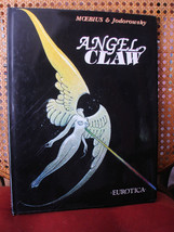 ANGEL CLAW Moebius & Jodorowsky -  first edition in jacket, as new - $122.50