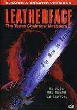 Leatherface: The Texas Chainsaw Massacre 3 DVD